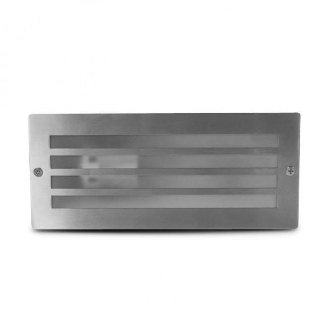 Spot LED E27 grille Inox 304