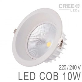 Downlight LED COB 10W