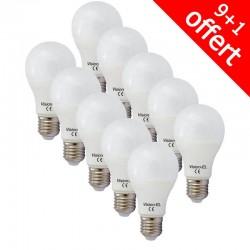 Ampoule LED E27 6W Bulb