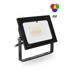 Projecteur LED RGB 30W Extérieur IP65