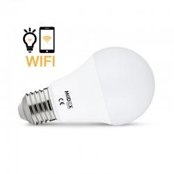 Ampoule LED CCT Connectée E27 9W