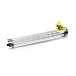 Tubulaire LED intégrées 60W 1550 mm Traversant