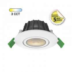Spot LED 6W CCT BBC IP65