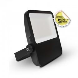 Projecteur LED COB 100W Extérieur Plat IP65 Gris