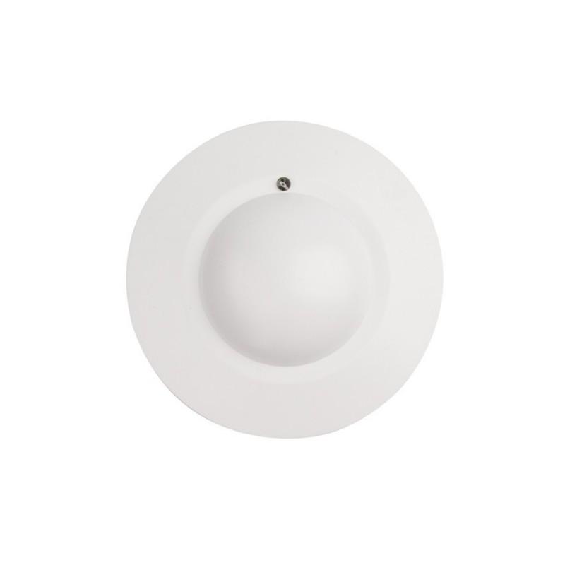 D tecteur de mouvement ultrasonique plafond 360 petit - Detecteur de mouvement encastrable ...
