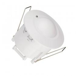 Détecteur de Mouvement UltraSonique Encastrable Plafond 360°
