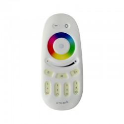 Télécommande RGB+White RF 4 Zones 2.4 Ghz