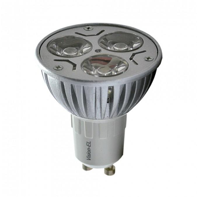 Ampoule LED GU10 3X1W High-Power