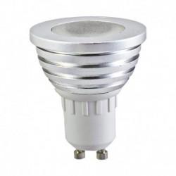 Ampoule LED GU10 3W RGB
