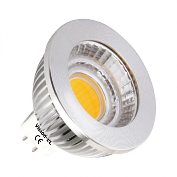 Ampoule LED GU5.3 - 5W COB Dimmable
