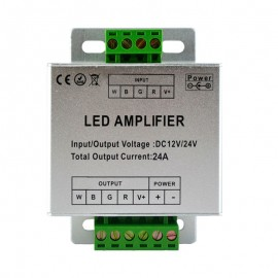 Amplificateur RGBW 12-24V