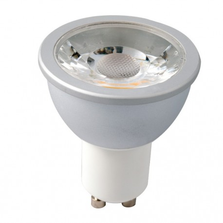 Ampoule LED COB GU10 6W Blanc chaud HIGH POWER