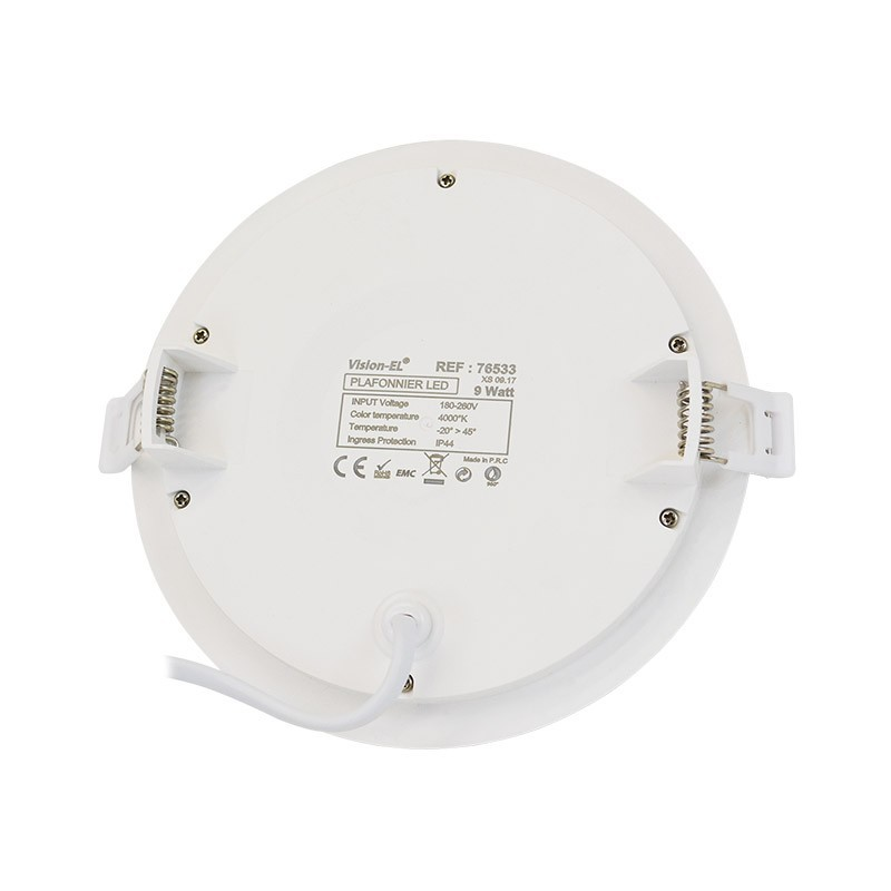 Platpanel Extra Led9w Led Downlight f67IYgvby