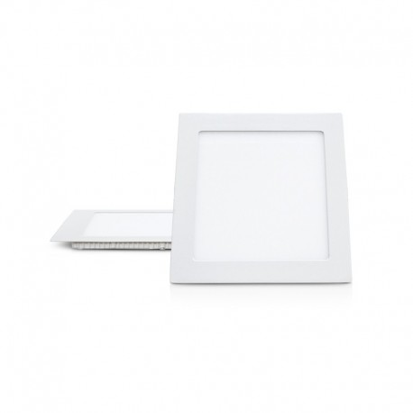 Downlight LED Carré Extra-plat (Panel LED) 20W