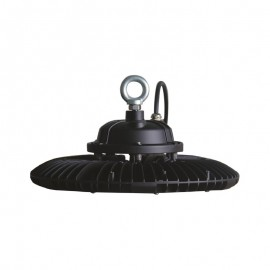Lampe Mine LED UFO 100W (détecteur en option)