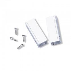 Profilé Aluminium 5cm pour Ruban Néon Flex 18 X 11 mm