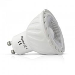 Lot de 3 Ampoules LED GU10 5W 38°