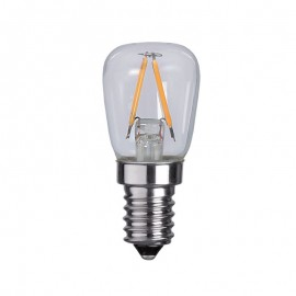 Ampoule LED Filament E14 2W Frigo/Hotte