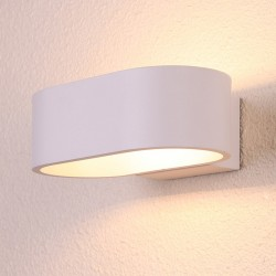 Applique murale LED Pavé arrondi 6W