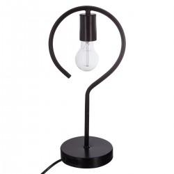 Lampe tube en métal H40