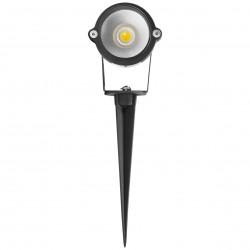 Spot piquet extérieur LED COB 8W RGBW