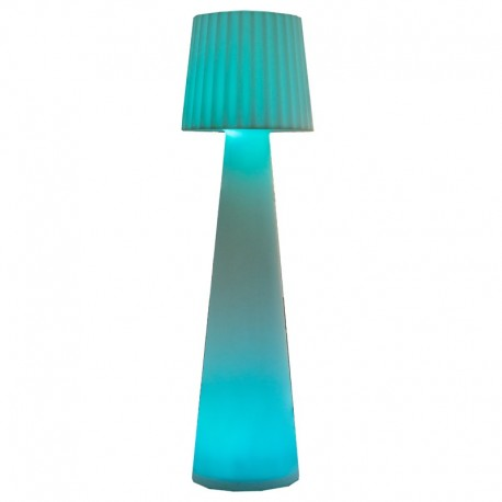 Lampadaire contemporain Multicolore LADY