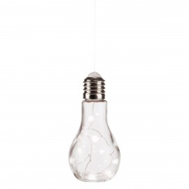 Lampe Ampoule MicroLED transparente H18
