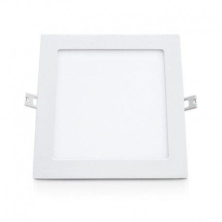 Downlight LED Carré Extra-plat (Panel LED) 18W