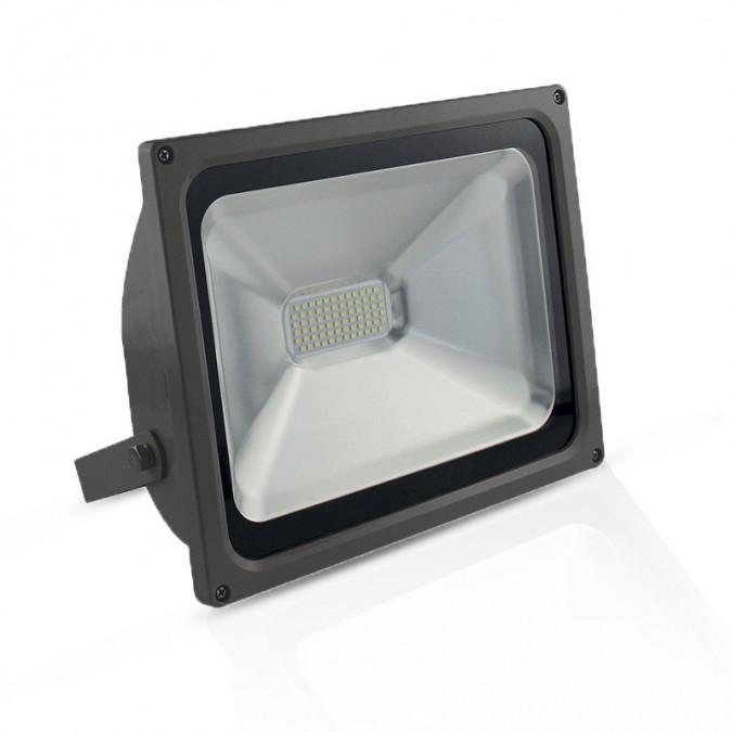 Projecteur LED SMD 50W Extérieur IP65 Plat