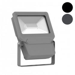 Projecteur LED SMD 50W Design Plat Extérieur IP65
