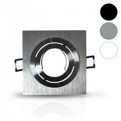 Support de spot rond orientable Ø92mm