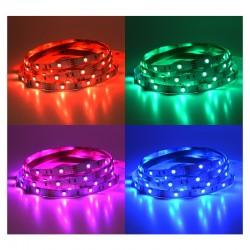 Ruban LED 7,2 Watts /m RGB - Rouleau 5M 12V