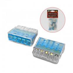 Connecteurs rapides 5 fils (x5)