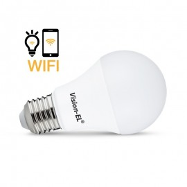Ampoule LED Connectée E27 9W