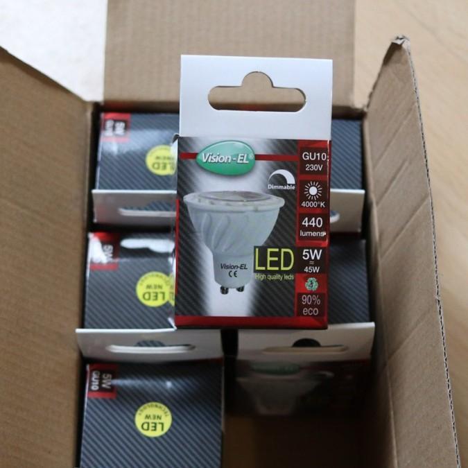 Ampoule LED G10 5W 80