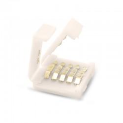 Connecteur jonction ruban LED RGBW 12V/24V 12 mm