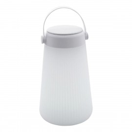 Baladeuse lumineuse et musicale rechargeable TAKE AWAY PLAY