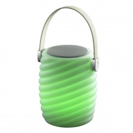 Baladeuse lumineuse et musicale rechargeable MINI RAY PLAY