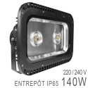 Projecteur Professionnel 140W LED COB Industriel